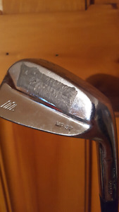Mizuno MP- 37 irons.  Used 3-pw.  Best offer