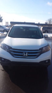 2014 Honda crv.EX.finance aviable