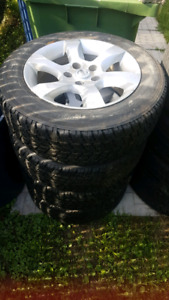 205/65/R16 Winters for sale