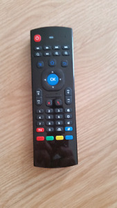 Air mouse android tv clavier telecomande universelle smart tv