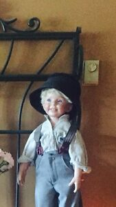Hand Crafted Porcelain Doll Kawartha Lakes Peterborough Area image 2