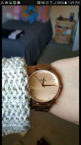 Nixon Rose gold (womens watch) London Ontario image 1