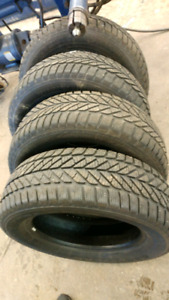 255/60 19 inch winter tires! Great condition