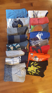 BOYS SIZE 6/7 CLOTHING:GYMBOREE,GAP, OLD NAVY