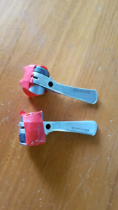 7 Speed Shimano Downtube Shifters
