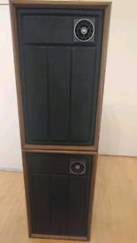 Winthrop vintage speakers