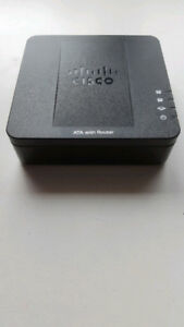 VOIP - small business - Cisco ATA - SPA122 (with Router)