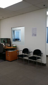 Furnished closed off open-space for a startup w/ all amenities West Island Greater Montréal image 5