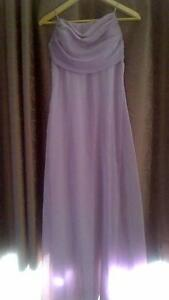 Lilac dress size 8 - 10 in excellent condition Meadows Mount Barker Area Preview