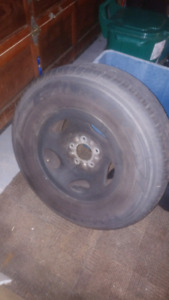 Ford rims tires f-150 expedition winter