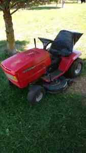 Riding lawnmower SOLD