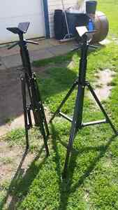 Folding and nonfolding pipestands  Strathcona County Edmonton Area image 4