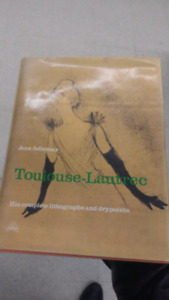 Toulouse-Lautrec His Complete Lithographs and Drypoints