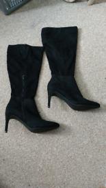 Calf boots
