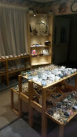 CHECK OUT OUR LOCAL CRYSTAL/ROCK SHOP