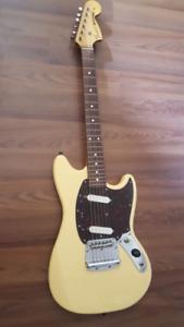 Fender 65' Mustang Reissue