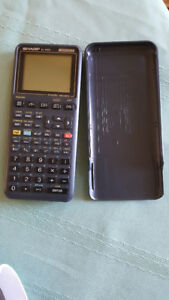 SHARP EL-9300 GRAPHING CALCULATOR