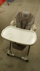 Chicco Polly High Chair (x2)