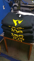 Wholesale custom band T-shirts! 24++