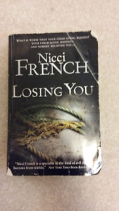 Losing You by Nicci French -Fiction/Thriller/Suspense/Crime book