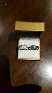 Man and women rings (good quality)