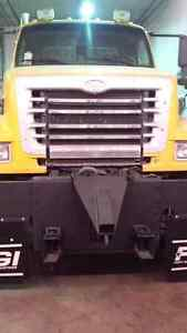 2003 Sterling truck with Plow/wing/Sander  Edmonton Edmonton Area image 5