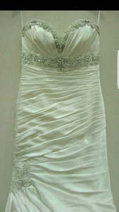 Beautiful Mori  Lee Gown