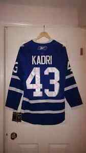 Nazem Kadri Toronto Maple Leafs Jersey Reebok RBK Size 50 Kitchener / Waterloo Kitchener Area image 1