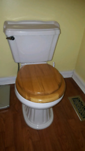Free bathroom toilet