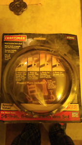 Craftsman 6 blade Pack set