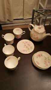 10 piece Springfield Bone China set