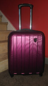 Pink Heys Suitcase - Good Condition
