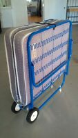 ROLL AWAY FOLDING COT / BED IN LIKE NEW CONDITION