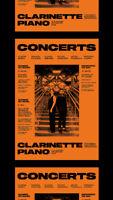 Concert de Piano et Clarinette