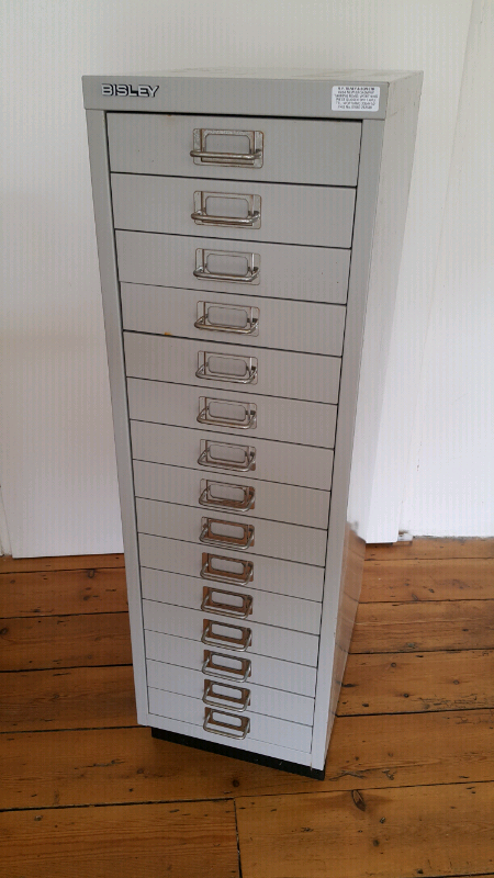 best sneakers 2ab1a d2a5d Bisley 15 Drawer Filing Cabinet | in Hove, East Sussex | Gumtree