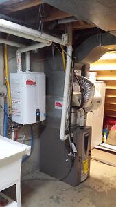 NEW HIGH EFFICIENCY GAS FURNACE   AIR CONDITIONER   INSTALLATION Oakville / Halton Region Toronto (GTA) image 7