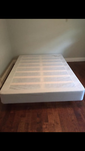 IKEA MATTRESS FRAME - EXCELLENT CONDITION