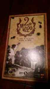 2 de Mayo Board Game