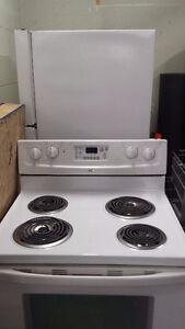 Stove, Fridge, and Dishwasher