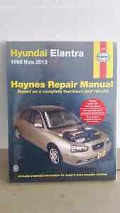 Hyundai Elantra Haynes repair manual