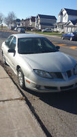 2003 Pontiac Sunfire Berline