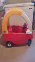 Step2 Cozy Coupe Ride-in Car