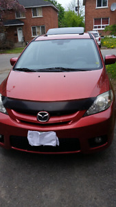 Mazda 5 in good condition