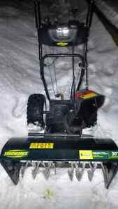 Buying snowblowers up to 100$