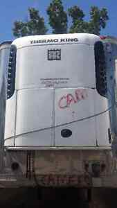 2004 UTILTY REEFER WITH THERMO KING