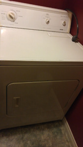 Used Washer & Dryer