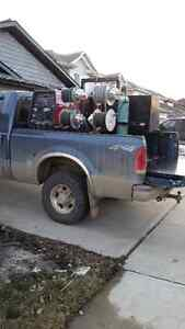 Fully Equipped Welding Skid ($ or Trade)