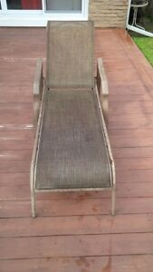 Lounge Recliner Patio Chair
