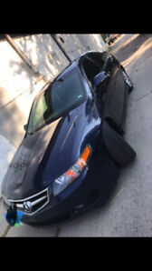 Acura TSX fully loaded,FWD 2.4. Heated leather seats.