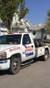 Flames affordable towing starting @ 30